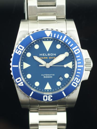 40mm helson watch freeks - 40mm dive watch ...