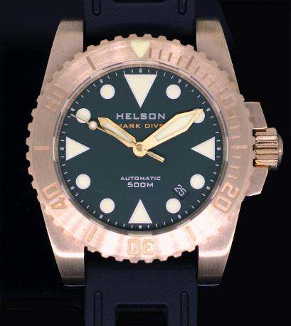 Helson Sharkdiver